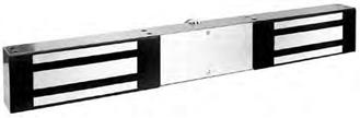 Электромагнитный замок для двойных дверей Magnalock DM62